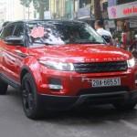 Xe sang Range Rover Evoque làm giả sắp được sản xuất