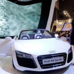 Chiêm ngưỡng dàn siêu xe khủng của nhà Tăng Thanh Hà