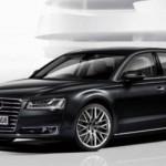 Ngắm Sedan siêu sang Audi A8L phiên bản giới hạn