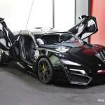 Ngắm siêu xe Lykan Hypersport siêu khủng trên phố