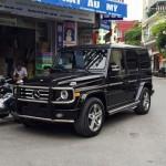 Ngắm siêu xe SUV Mercedes G55 AMG tại Hà Nội
