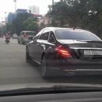 Nhiều xe siêu sang Maybach S600 đã có biển đẹp tại Việt Nam