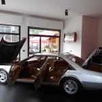 Ngắm xe siêu sang Sedan của Ferrari mang tên Pinin