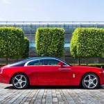 Xe siêu sang Rolls-Royce Wraith bản xa hoa độc nhất