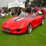 Chiêm ngưỡng siêu xe Ferrari Rossa cực khủng độc nhất