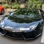 Siêu xe Lamborghini đổi màu được khi gặp nước