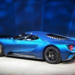 Siêu xe Ford GT 2016 có giá khởi điểm 8 tỷ đồng