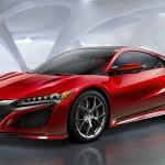 Siêu xe đầu tiên của Honda là Acura NSX sẽ được bán năm 2016