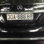 Xe siêu sang Maybach S600 Biển đẹp nhất Hà Nội