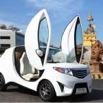 """Ngắm """"siêu xe"""" giá rẻ sản xuất bởi Campuchia"""