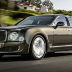 Trải nghiệm cảm giác ngồi xe siêu sang Bentley Mulsanne Speed