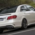 Mercedes E63 AMG siêu xe đích thực ?