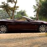Lái thử siêu xe đắt tiền Aston Martin DB9 mui trần