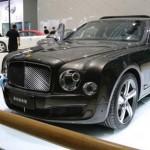 Chiêm ngưỡng xe siêu sang Bentley Mulsanne quý tộc vàng