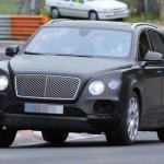 Ngắm gần xe siêu sang Bentley SUV đầu tiên trên thế giới