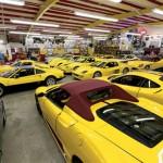 Hai vợ chồng mua nhiều siêu xe Ferrari nhất