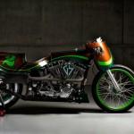 Ngắm siêu xe máy đua độ cực đẹp Harley Fat Boy
