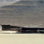 Xem siêu xe Thrust SSC tăng tốc từ 0 lên1228 km/h
