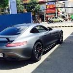 Siêu xe Mercedes AMG GT S Edition 1 chính hãng biển Sài Gòn