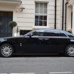 Trải nghiệm xe siêu sang Rolls Royce Ghost II EWB 2015