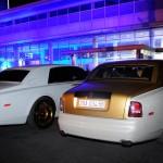 Chiêm ngưỡng bộ đôi xe siêu sang Phantom của đại gia Thái Nguyên