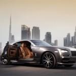 Ngắm xe siêu sang Rolls-Royce Wraith độ bởi hãng Ares