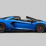 Lamborghini trình làng siêu xe SuperVeloce bản mui trần