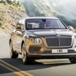 Siêu xe SUV Bentley Bentayga về Việt Nam giá khoảng 15 tỷ