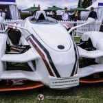 Siêu xe kiểu dáng xe đua F1 Tramontana XTR