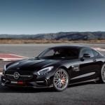 Siêu xe Mercedes AMG GTS độ cực đẹp