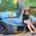 Choáng tiếng pô siêu xe Lamborghini Aventador chính hãng