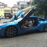Gặp gỡ thiếu gia mua siêu xe BMW i8 giá 7 tỷ đồng