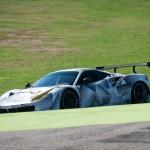Lộ ảnh siêu xe đua Ferrari 488 GTE