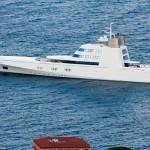 Tỷ phú tặng vợ yêu siêu du thuyền giá gần 10.000 tỷ đồng