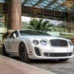 Ngắm siêu xe Bentley Supersports trên phố Sài Gòn