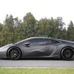 Siêu xe Lamborghini Huracan độ công suất 1.250 mã lực