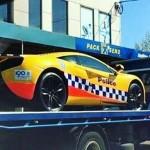 Cảnh sát Úc mua siêu xe McLaren 650S đi tuần tra