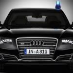 Những công nghệ hiện đại trên xe siêu sang Audi A8L bọc thép