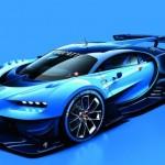 Siêu xe Bugatti Vision tuyệt đẹp chỉ dùng để trưng bày