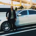 Ngắm xe siêu sang Maybach S600 được tặng của Lewis Hamilton