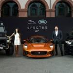 Bộ ba siêu xe đặc biệt trong phim điệp Viên 007