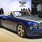 Tương lai sẽ có vài xe siêu sang Bentley mới cứng