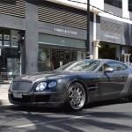 Siêu xe Bentley GT độ mất hơn nửa giá sau 2 năm sử dụng