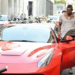 Ngôi sao bóng đá Mario Balotelli sở hữu nhiều siêu xe
