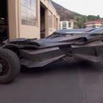 Siêu xe mới của Batman kiểu dáng hầm hố và dị hơn