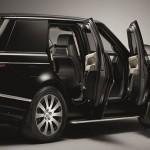 Ngắm xe siêu sang chống đạn Range Rover Sentinel