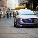 Siêu xe điện của Mercedes sẽ ra mắt ?