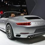 Porsche 911 Carrera mới mạnh như siêu xe
