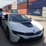 Siêu xe BMW i8 giá 7 tỷ về tay đại gia Hà Nội