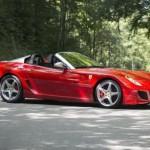 Siêu xe hiếm Ferrari 599 SA giá bán 1,5 triệu đô